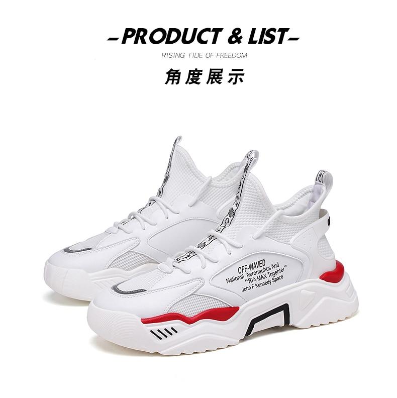 H39af1019c4664b9091813cb1b5e1404cs Men's Casual Shoes Winter Sneakers Men Masculino Adulto Autumn Breathable Fashion Snerkers Men Trend Zapatillas Hombre Flat New