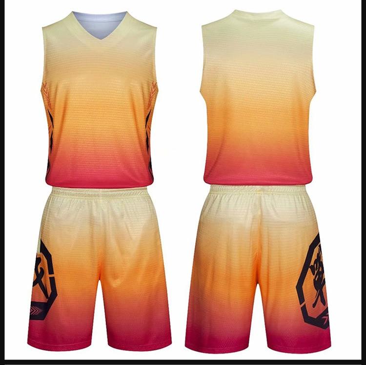 Camisa & shorts de basquete em branco