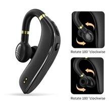 Os mais novos fones de ouvido bluetooth fone de ouvido sem fio mãos livres business drive chamadas fones de ouvido esportivos para iphone samsung