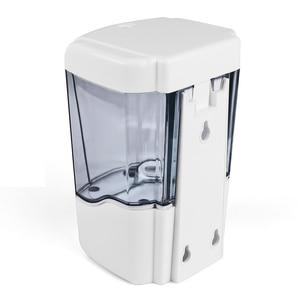Image 5 - Диспенсер для мыла 700 мл с питанием от аккумулятора, автоматический Настенный ИК датчик, кухонный дозатор мыла без касания, дозатор лосьона для кухни и ванной комнаты