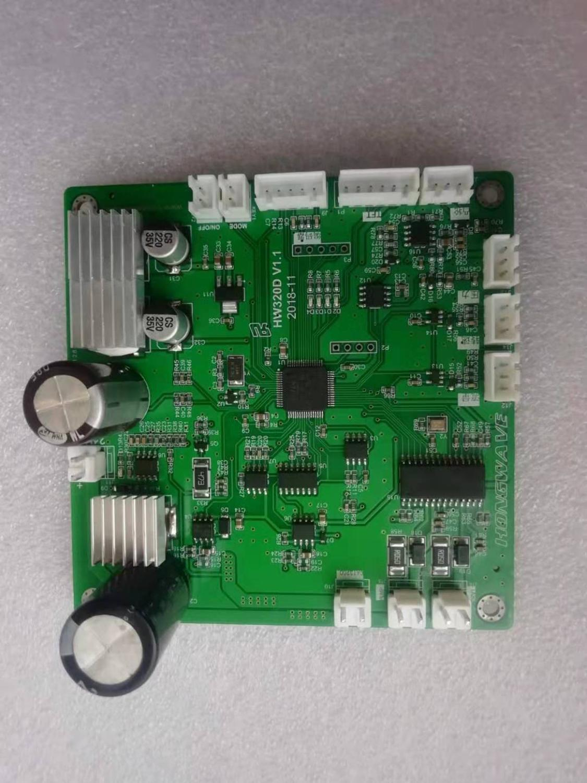 Carte mère de testeur de pompe à rampe commune CAT320D/HEUI