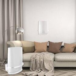 Casa Acrílico Wall Mount Suporte Resistente Para Orbi Netgear Router Wi-fi RBS40, RBK40, RBS50, RBK50, AC2200, AC3000