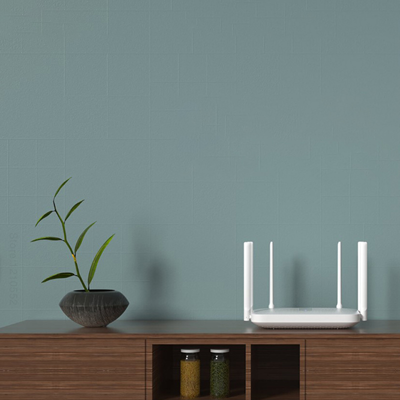 Xiaomi Redmi AC2100 Wireless Router 2.4G / 5G Dual Frequency Wifi 128M RAM Coverage  External Signal Amplifier Repeater PPPOE 5