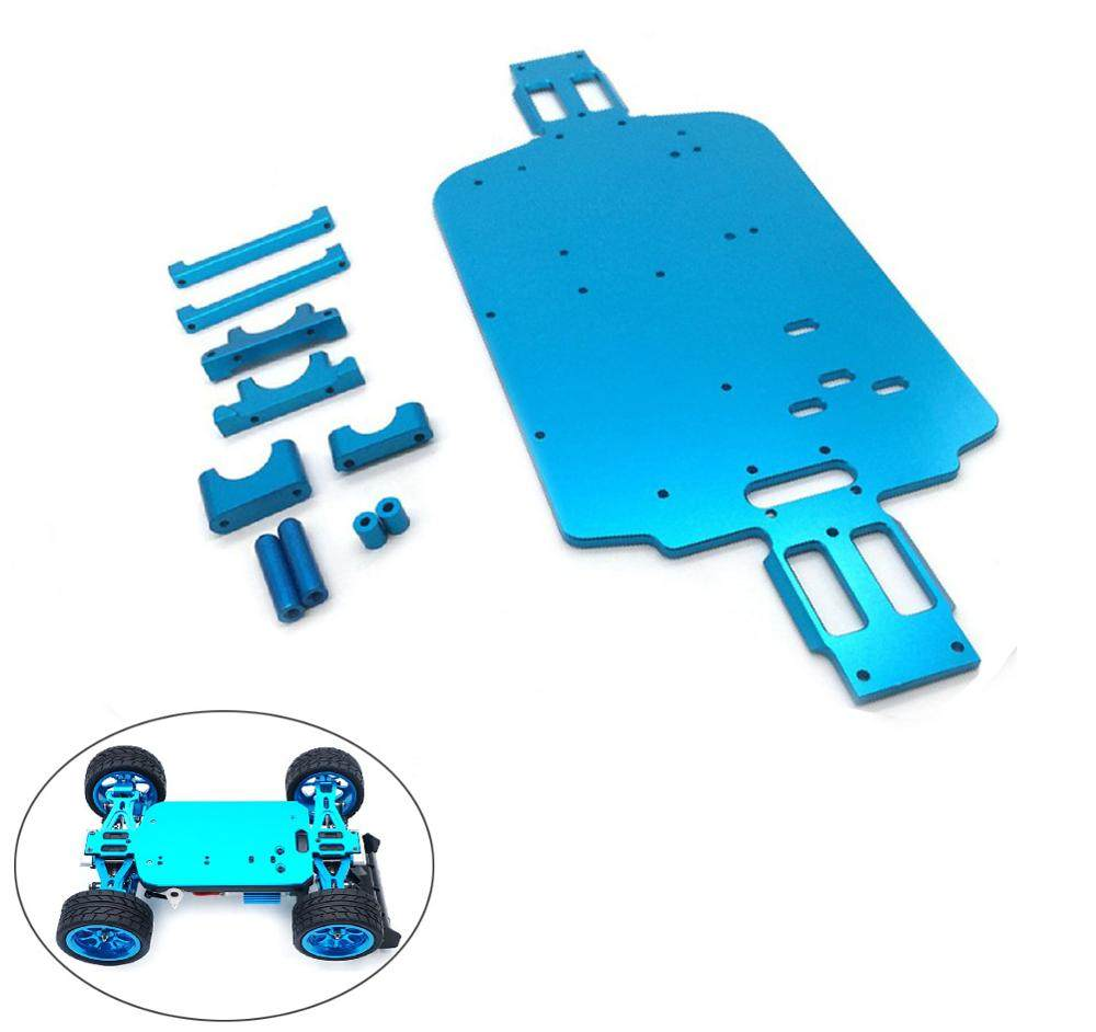 1X Suv High Speed Car Metal Chassis for Wltoys A949 A959 A969 A979 K929 A959 M3U