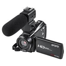 Video Camera Camcorder Full HD Night Vision Vlogging Camera