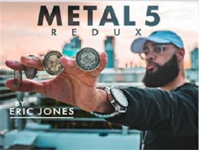 2020 metal 5 de eric jones-truques de magia