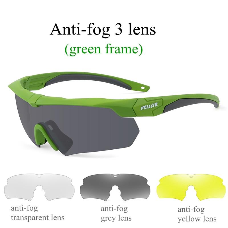 Cycling Bicycle SunGlasses Eyewear Outdoor Sports Bike Cycling Glasses Men Women Colorful Hiking Tactical Anti fog Goggles|Cycling Eyewear| |  - title=