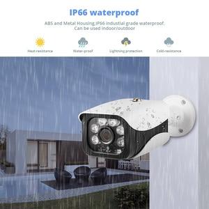 Image 2 - Kerui H.265 8 チャンネル 5MP poeカメラシステムcctvキットセキュリティカメラIR CUT防水カメラビデオ監視顔検出