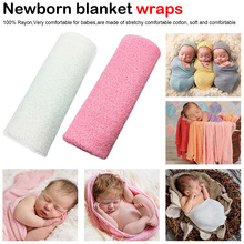 цена на Newborn photography props mohair Acrylic stretchy knit wrap newborn-photography-props blanket wraps baby wrap-newborn scarf