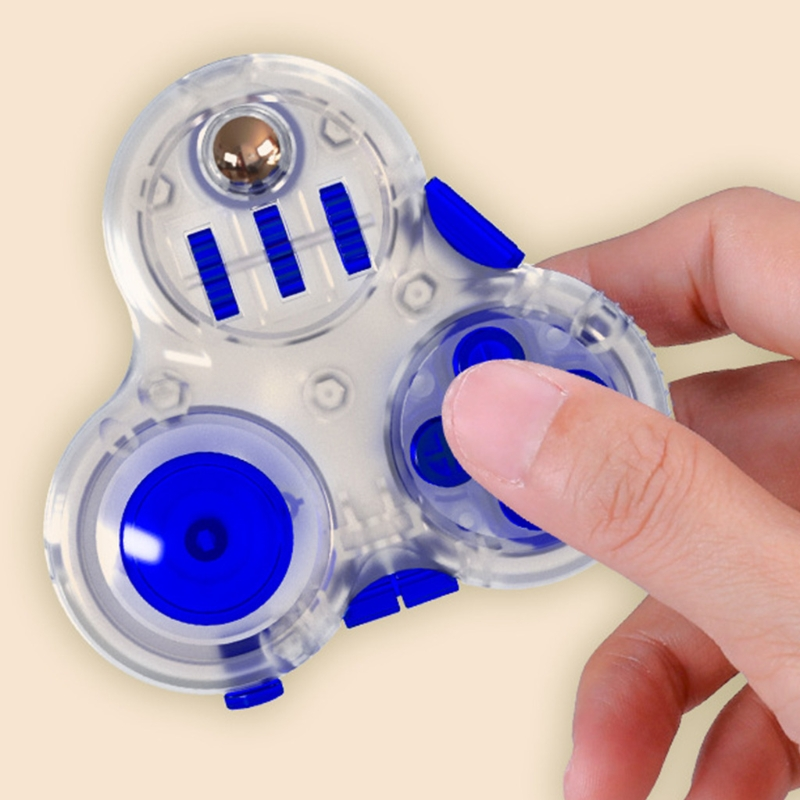 Fidget-Controller-Pad Anti-Anxiety Hand-Toy Relieve-Stress 1pc Toy-Used Cube-Premium-Quality img4