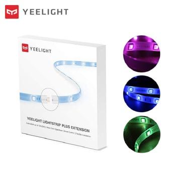 Yeelight Smart Light Strip PLUS 1m Extension LED RGB Color Strip Lights Work Alexa Google Assistant Xiaomi smart Home Automation