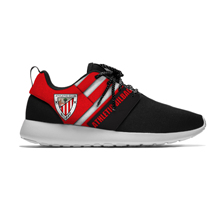 Bilbao FC Fans Sport Shoes Athletic Football Club Soccer Lightweight Breathable