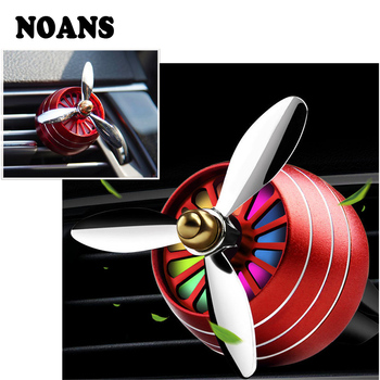 Car Air Freshener LED Vent Outlet Perfume Clip for Citroen C5 C4 C3 MG Renault Clio Duster Trafic Megane 2 3 Logan Sport twingo image