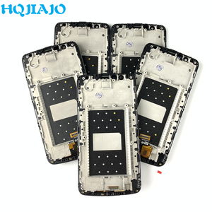Image 5 - 10Piece/lot LCD For LG K10 LTE K420N K430 K430DS K410/ K10TV K430TV K10 TV LCD Display Touch Screen Digitizer With Frame