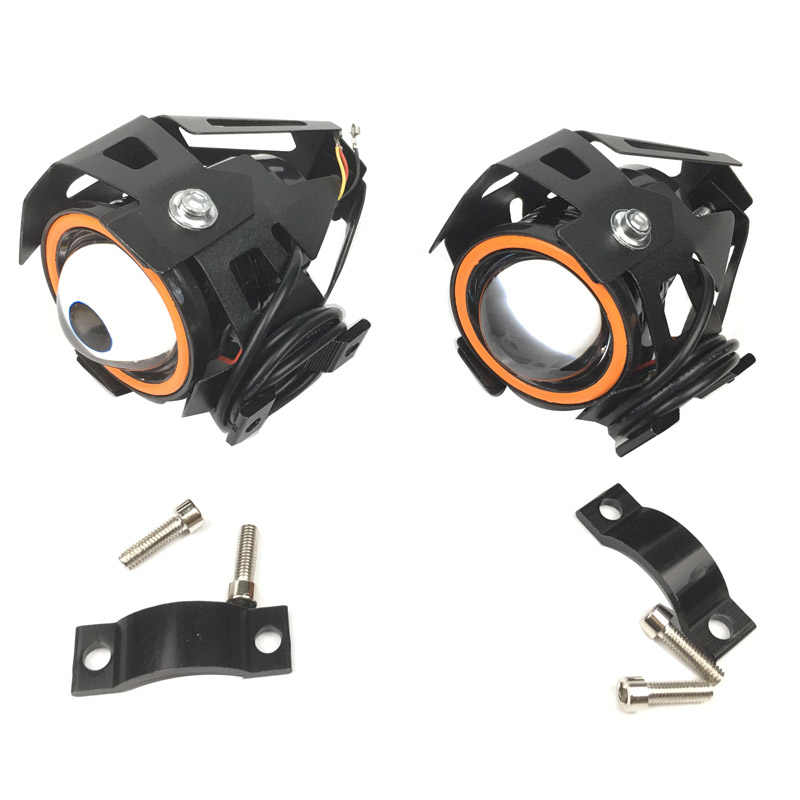 Front lamp led For 60v electric scooter