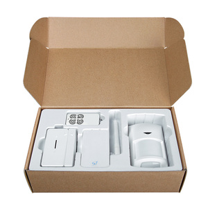 Image 5 - Broadlink S1 المضيف ، S1 ، مجموعة أدوات إنذار SmartOne ، مجموعة العناية المنزلية لنظام التشغيل الآلي للمنزل الذكي