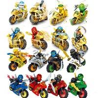 16pcs Motorbike