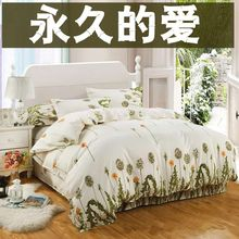 4pcs/Set Home Textile 100% Cotton Bedding Sets Children's/Adult Bedding Set Bed Linen Duvet Cover Bed Sheet Pillowcase/bed Sets