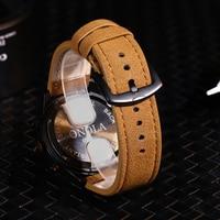 Onola brand high quality durable men's sports military watch orgin,double display led luminous wristwatch digital