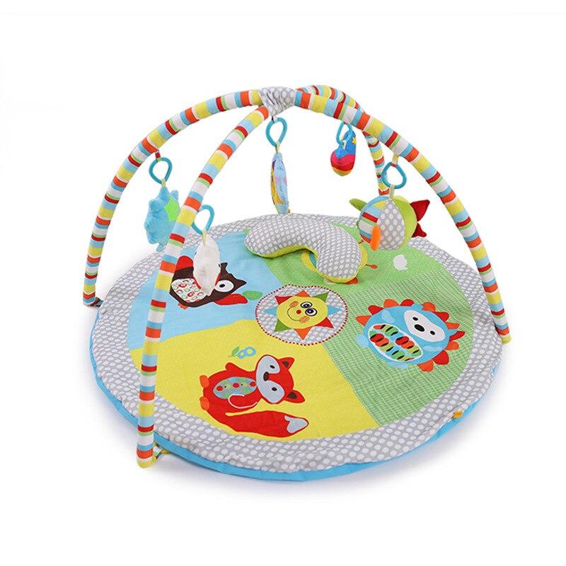Tapis de Fitness pour nourrissons de commerce extérieur 0-1 ans jouet éducatif multifonctionnel pour bébé