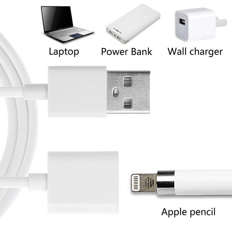 1m USB Sạc Nhanh Chóng Adapter Cáp Cabos dành cho Apple iPad Pro Bút Chì iPencil