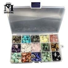 15 tipos naturais de cristal e pedra preciosa quartzo, pedra mineral, homens que cura, reiki, decoração caseira