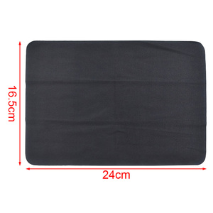 Image 5 - 5pcs Vinyl  Microfiber Portable Solid Accessories Cleaning Cloth Protective Anti Static Practical Turntables Home Reusable