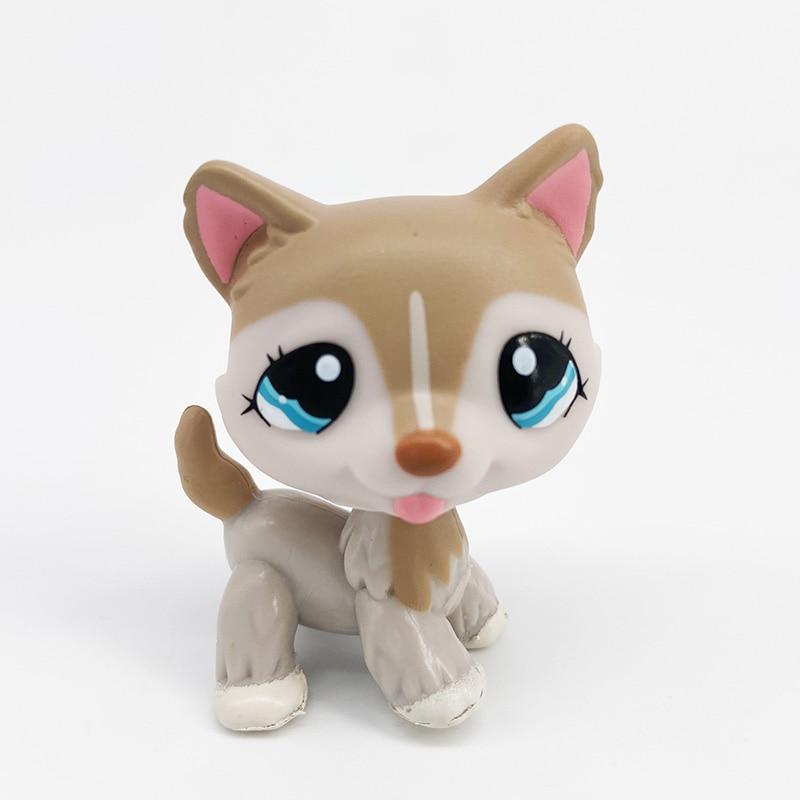 LPS CAT Rare Pet Shop Toys Stands Short Hair Kitten Dog Dachshund Collie Great Dane Spaniel Puppy Old Original Animal Collection