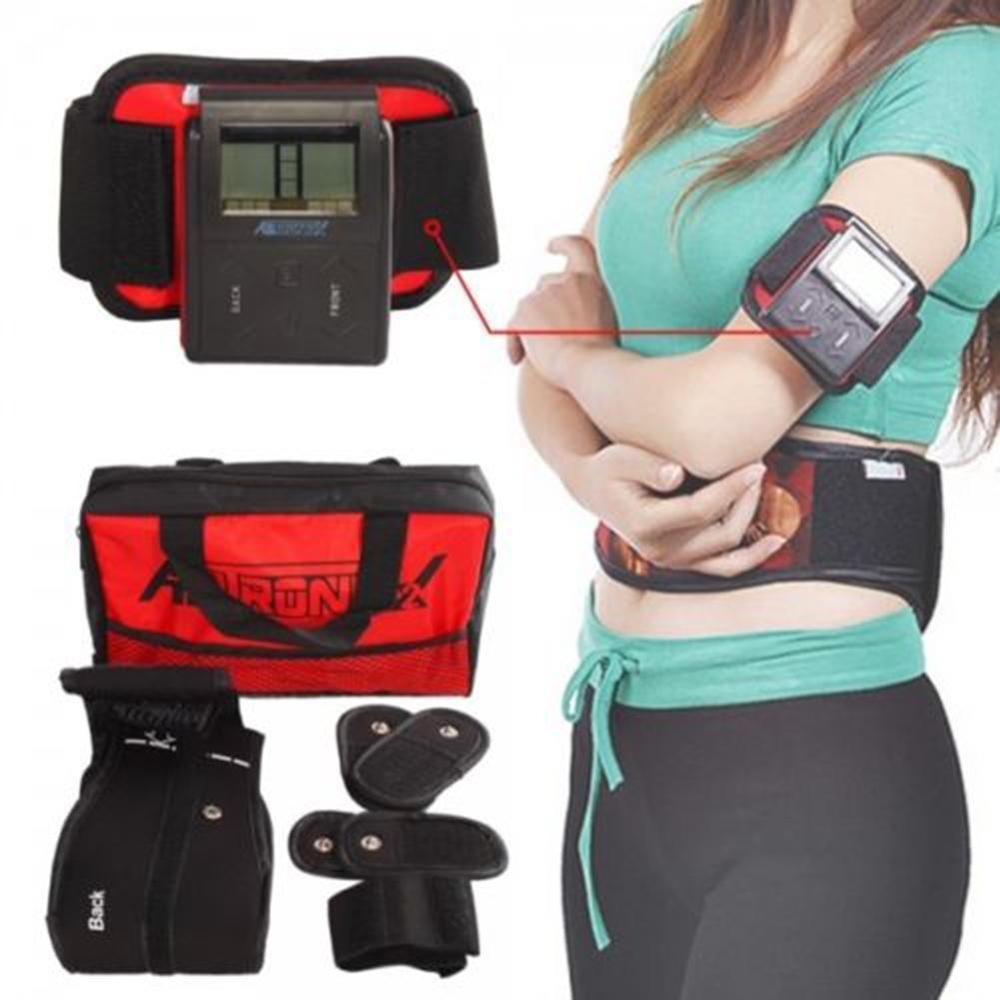 New ABTronic X2 Dual Channel Slimming Vibrating Fitness Belt Massager Slimmer MN