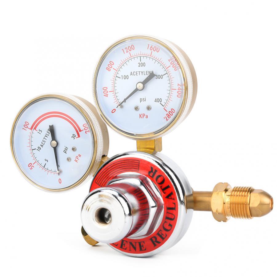 gás acetileno redutor de pressão para kit