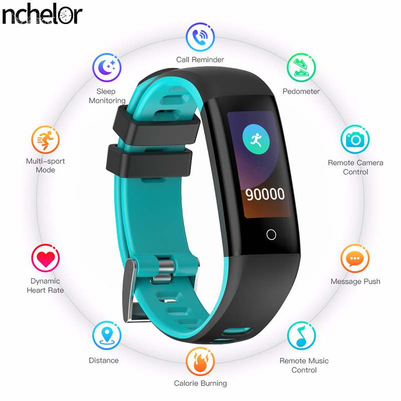 Watch Men Pedometer Eart-Rate Android Monitor for IOS G16 Message-Reminder Hot-Trend