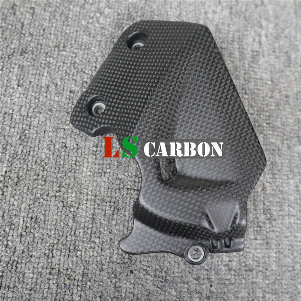 For Ducati Hypermotard 950 2019-2020 Full Carbon Fiber Motorcycle Accessories Clutch Cover