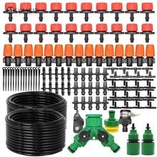 Atomizer-Sets Irrigation-Kits Misting-Watering-System Adjustable Dripper Garden MUCIAKIE