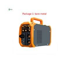 Welding-Machine Tig Welder Stainless-Steel Argon Tig Mma 220V Iron-Igbt-Technology Tig-Control