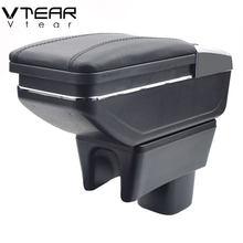 Vlarme pour Suzuki Swift Sport accoudoir intérieur Console centrale boîte de rangement repose-bras voiture-style décoration accessoires organisateur accessoire voiture intérieur