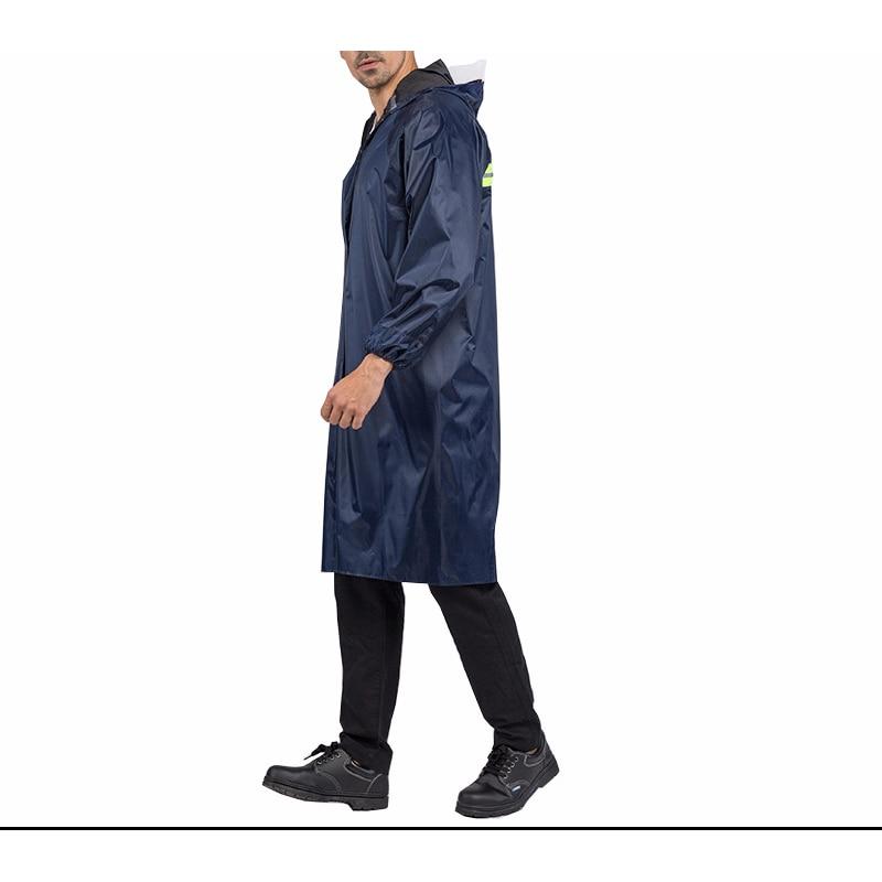 kein Gummi Regenmantel Raincoat Rainwear Impermeable Manteau de pluie PVC