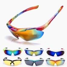 Polarized Cycling Sun Glasses Outdoor Sports Bicycle Glasses Men Women Bike Sunglasses Goggles Eyewear
