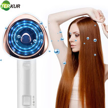 Hair Dryer 1800W Strong Wind Dryers Hair Professional Portable Blowdryer 1 Speed and 3 Heat Setting Cool Shut Button Fast Drying