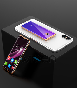 Image 5 - Mini 4G Smartphones android 6.0 K TOUCH I10S 16GB/32GB/64GB ROM WIFI Google Play Smallest Student Face ID Android Mobile Phones