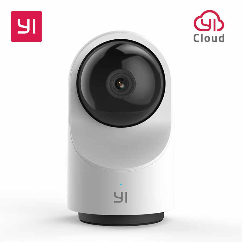 ใหม่กล้อง YI Dome X 1080P IP CAM FHD WIFI AI-2-Way Audio มนุษย์/PET Detection Night Vision SD Card Slot/YI Cloud