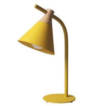 Modern Led Individuality Creativity Children Eye Protect Study Table Lamp Office Bedroom Bedside Foyer Light Art Lamp