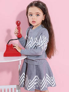 Girls Dress Sweater ...