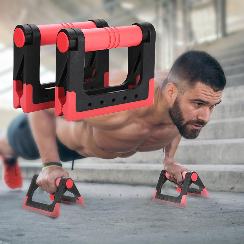 Push Up Bars For at Home Fitness