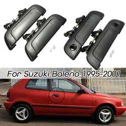 Tylna przednia prawa lewa zewnętrzna klamki do drzwi Suzuki Baleno Esteem Cultus Maruti Baleno Chevrolet Cassia 1995 1996 1997 1998 2001 w Klamki do drzwi zewnętrznych od Samochody i motocykle na