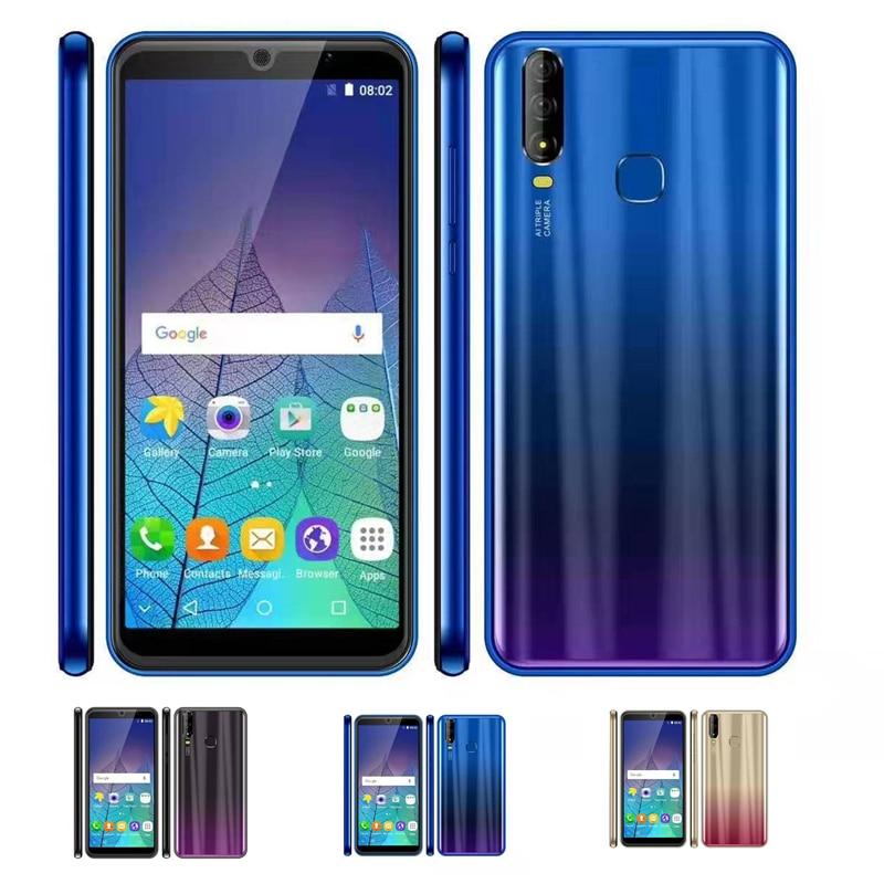 CHAOAI A20 Smartphone 5.99 inch Cellphone 2 sim dual standby 2100mAh GSM/WCDMA 512MB+4GB MT6580 Bluetooth