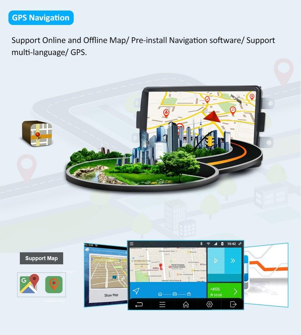 GPS untuk Din Player 13