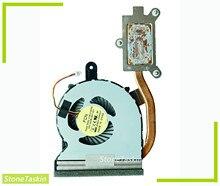 Original novo para dell insprion 3458 3558 ventilador de refrigeração dfs541105fc0t CN-0R9JV6 teste frete grátis