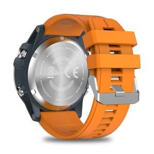 Image 5 - Smart watch original zeblaze vibe 3s, relógio para atividades ao ar livre, 33 meses, standby, pulseira de gel de sílica, à prova d água 50m pista de fitness