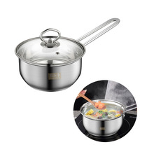 Noodle-Pot Clean-Cooker Boiler Pawaca Kitchen-Supplies The-Milk-Pot Stainless-Steel Easy