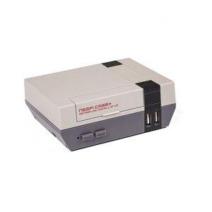 Retroflag NESPI + игровая консоль Raspberry Pi 3B Поддержка HDMI Out предустановка Recalbox Многоязычная с 10000 + играми